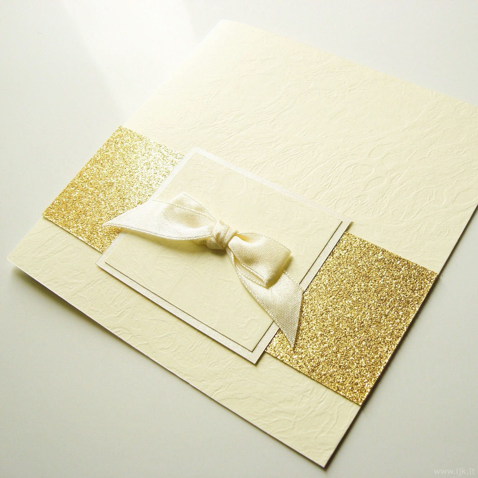 Invitation wedding, baptism, anniversary, luxurious, gold color